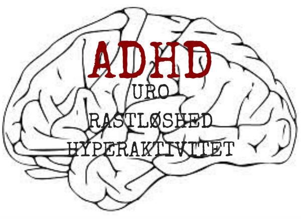 ADHD indre uro i hjerne og krop kropsterapi og ADHD