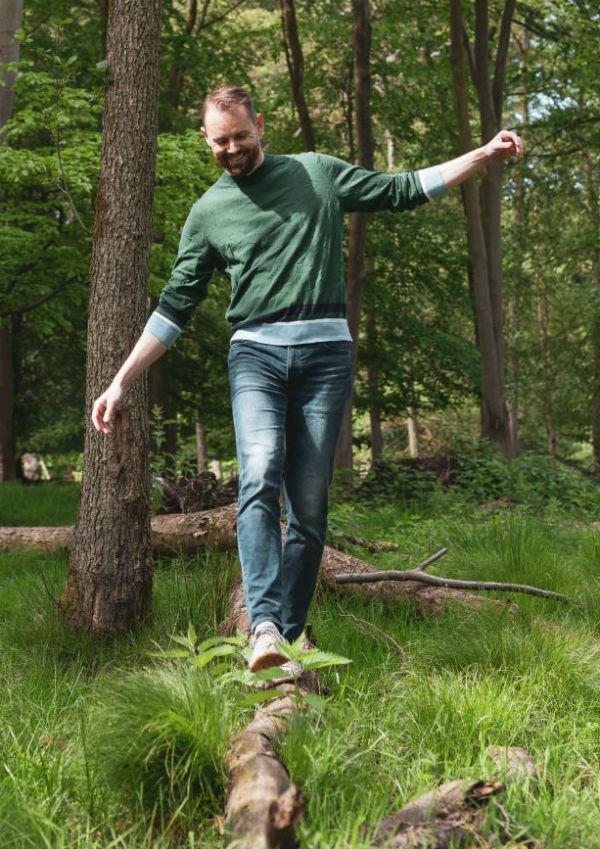 Slip stressen nu-forløbet hos Rudi Sorgenfri Kropsterapi giver dig balance i livet