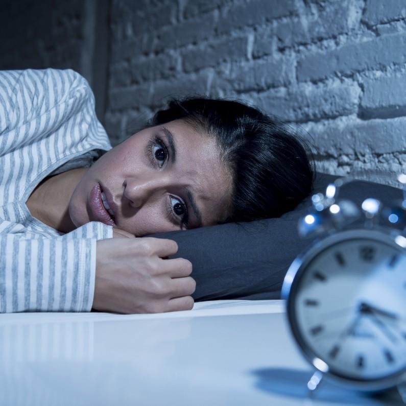 Søvnløshed og Stress hænger tit sammen Rudi Sorgenfri Kropsterapi København