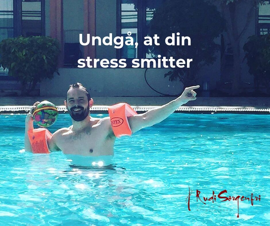 Undgå at din stress smitter Rudi Sorgenfri Kropsterapi København