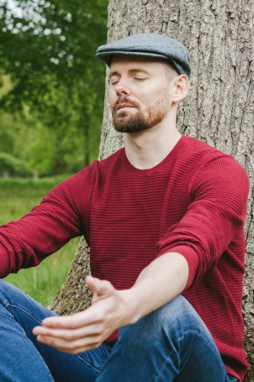 Kropsterapi online forløb og guidede visualiseringer kropsterapeut Rudi Sorgenfri København