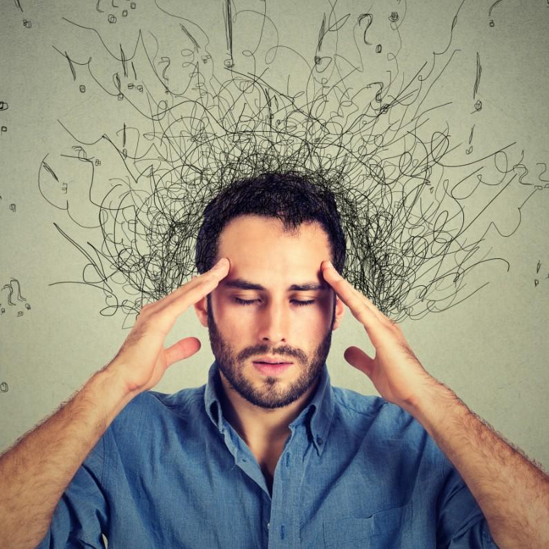 Tankemylder aktiverer din stress og forstærkes af stress Rudi sorgenfri kropsterapi københavn