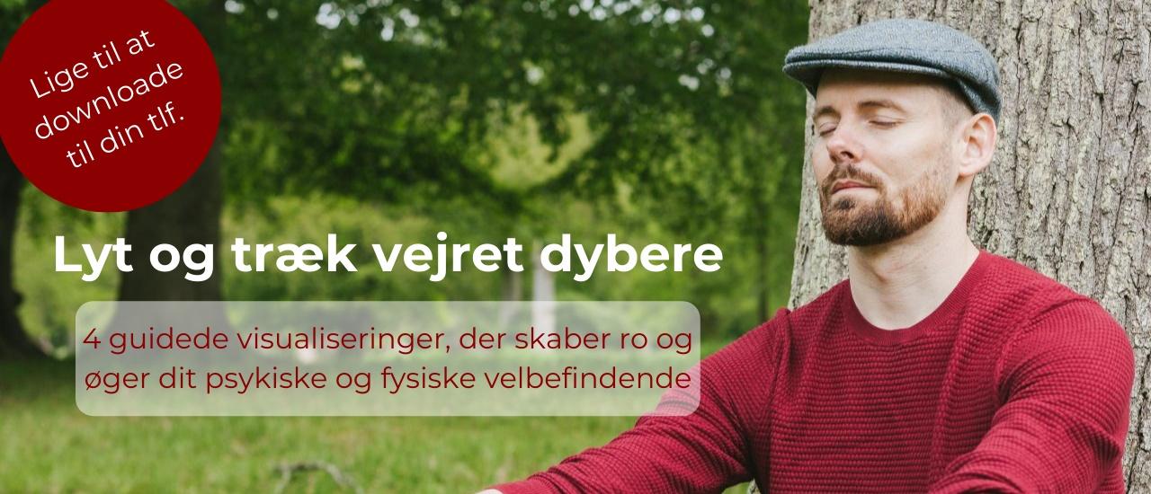 Meditation og visualisering Rudi Sorgenfri Kropsterapi København