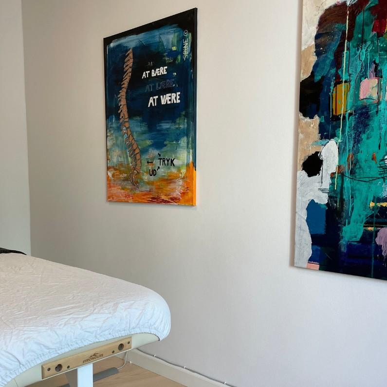 Klinik Rudi Sorgenfri Kropsterapi