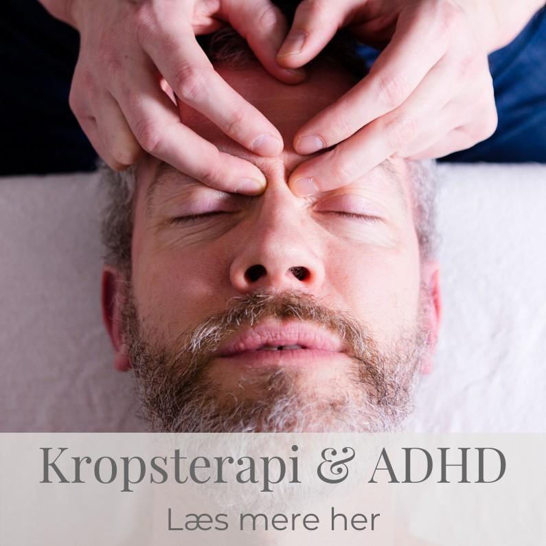 Kropsterapi københavn ADHD