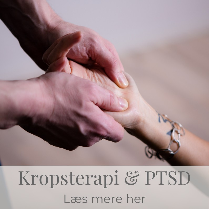 Kropsterapi København PTSD