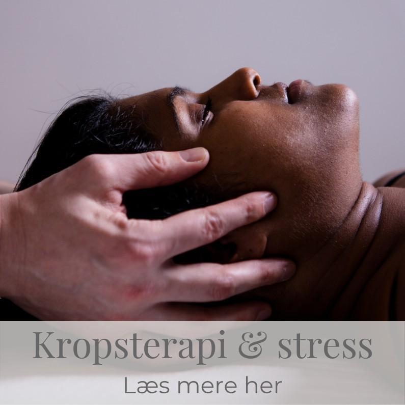 Kropsterapi København stressbehandling